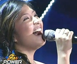Leyte IDOL winner Monica Sacay