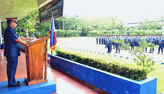 PNP SCOUT ceremony