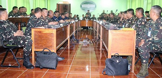 8ID Internal Peace and Security Operations (IPSO) Assessment