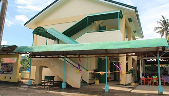 Danao I Elementary School building project