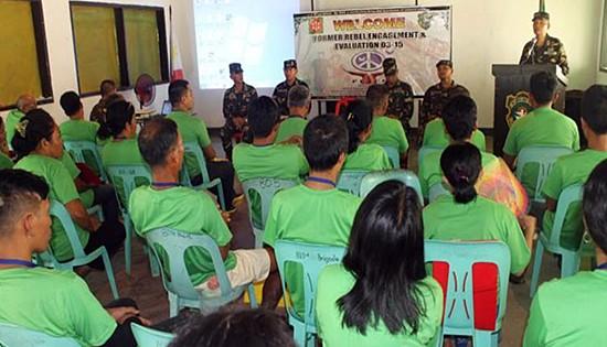 Former Rebel Engagement and Evaluation seminar