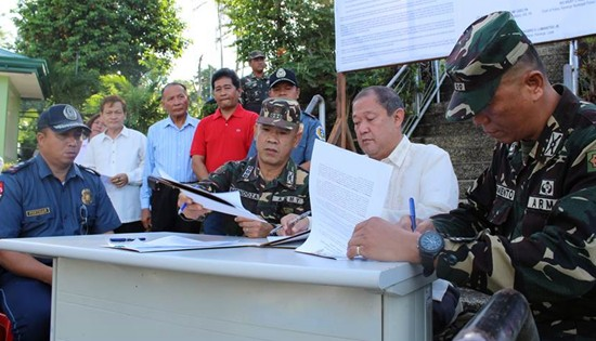 Kananga, Leyte as Stable Internal Peace and Secured area