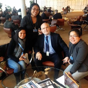Filipino delegation at 31st UN Human Rights Council sessions in Geneva