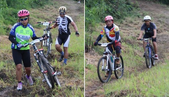 8ID trail bike challenge