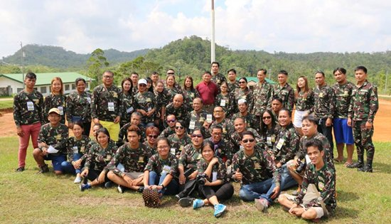 8ID media camp