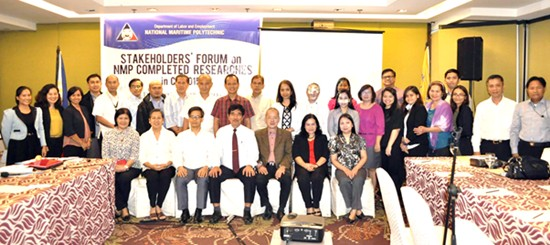 NMP stakeholders' forum
