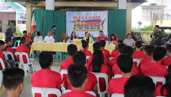 Youth Leadership Summit in Matuguinao