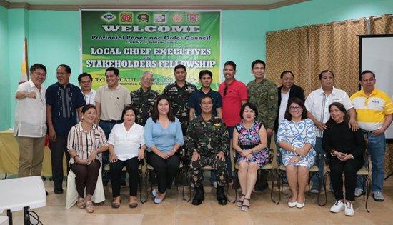 8ID Stakeholders Fellowship in Eastern Samar