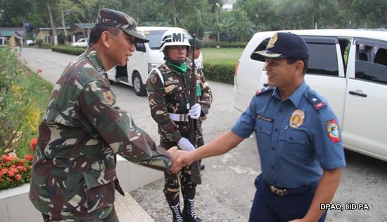 AFP-PNP intensifies security