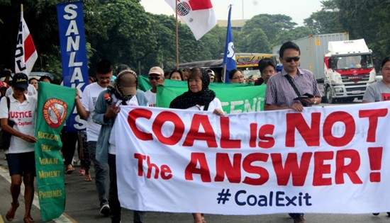 anti coal power plants