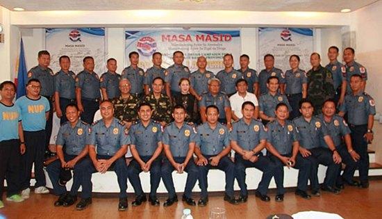 MASA MASID launching in Samar