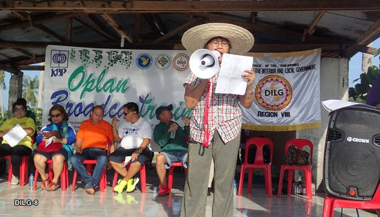 Leyte Oplan Broadcastreeing 2016