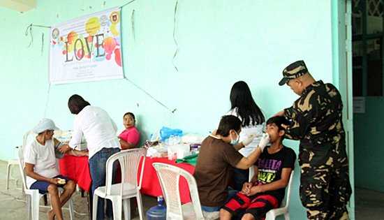 Dental Mission in Maydolong, Eastern Samar