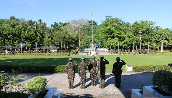 8ID 120th Philippine Army Anniversary celebration