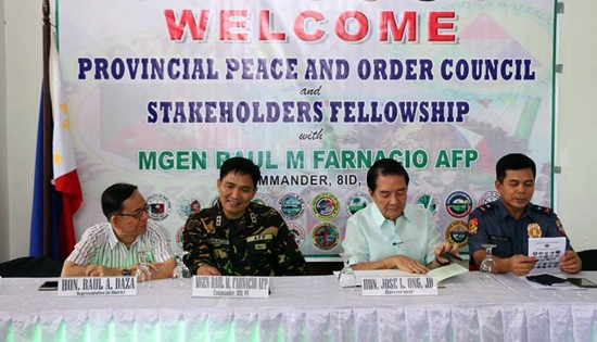 8ID Stakeholders Fellowship in Northern Samar