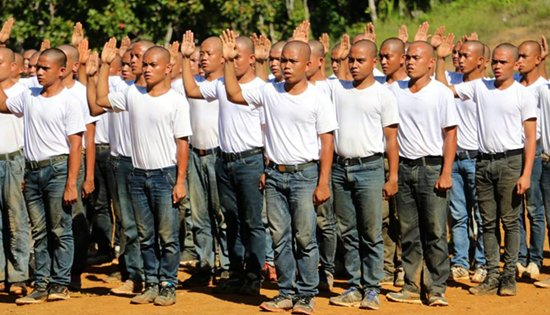 8ID Candidate Soldiers