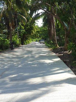 San Agustin-Pagsanghan Road