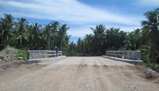 Banlas bridge, Maripipi, Biliran