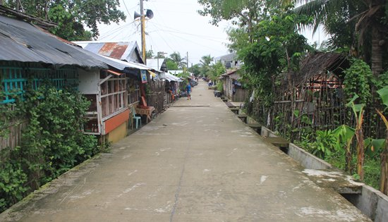 Construction of Road and Drainage in Brgy. Lambao.