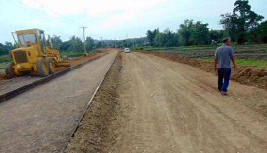 Biliran diversion road project