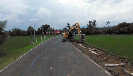 DPWH-Biliran widening project