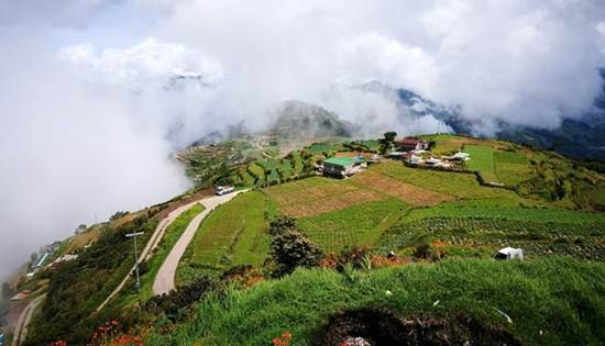 Maria's Farm in Benguet