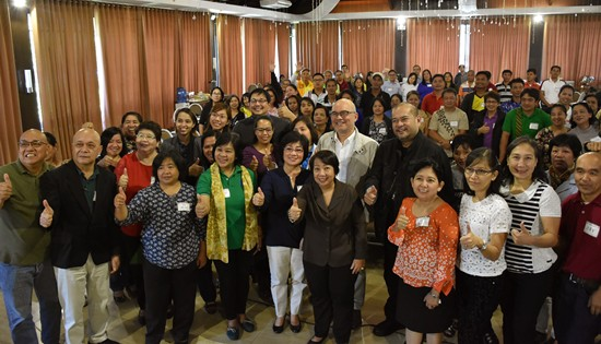 Luzon Island Coffee Cluster Assembly