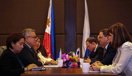 PH-Russia relations