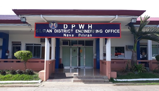 Department of Public Works and Highways - Biliran District Engineering Office