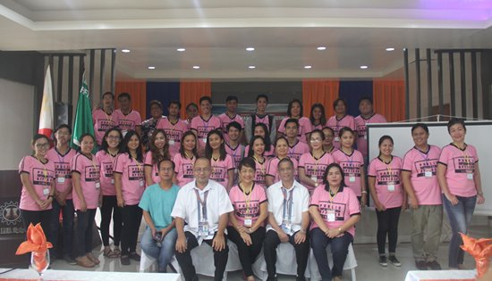DPWH PIO meeting
