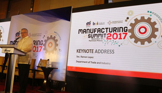 Manufacturing Summit 2017