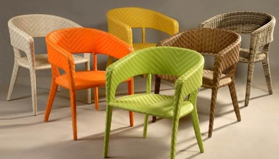 Chairs from Coast Pacific Manufacturing Inc.