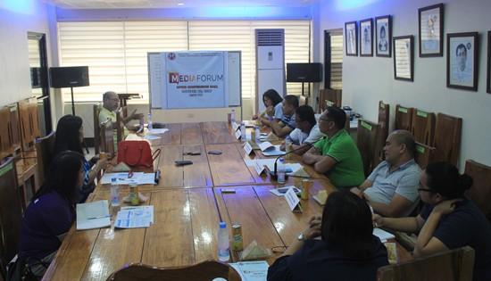 DPWH Samar I media forum