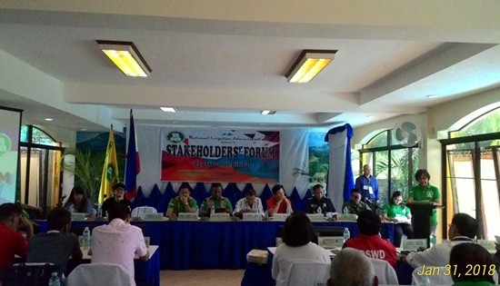 NIA Leyte Irrigation Management Office forum