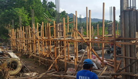 DPWH-Biliran DEO school building projects