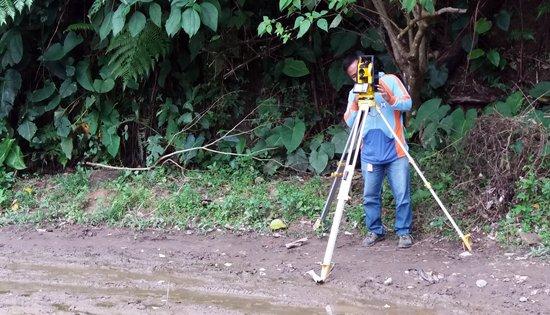 DPWH-Biliran DEO Survey team