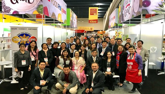 Food Philippines at Winter Fancy Food Show