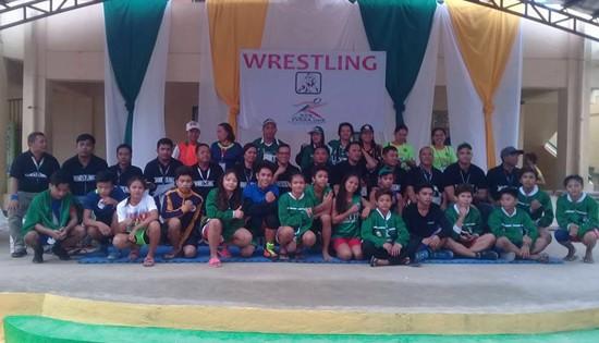 Leyte Wrestling Team