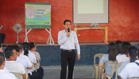 DPWH Values Restoration Program