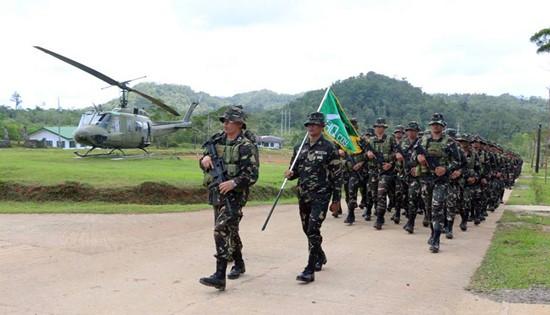 93rd Infantry (Bantay Kapayapaan) Battalion