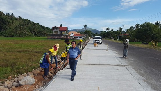 DPWH-Biliran 2017 projects