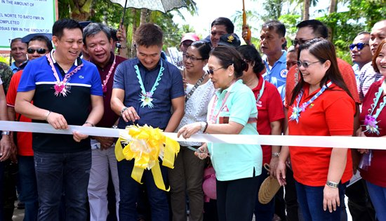 Agrarian Reform Communities Project in Gamay, Northern Samar