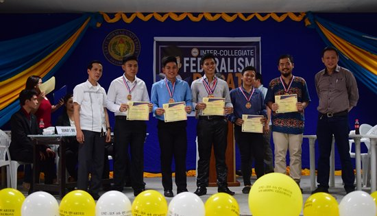 Intercollegiate Federalism Debate