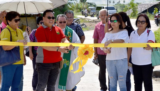 Ilo-Balud farm-to-market road
