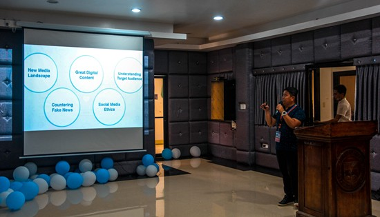 DPWH PIOs combat fake news