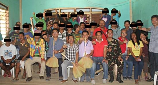 25 ex-NPA rebels