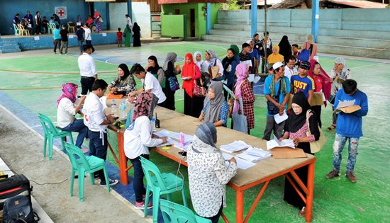 ICRC Marawi livelihood support