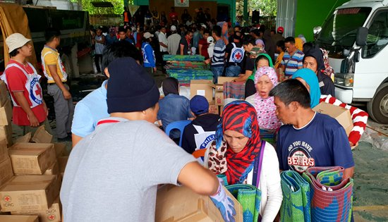 Lanao del Sur displaced people