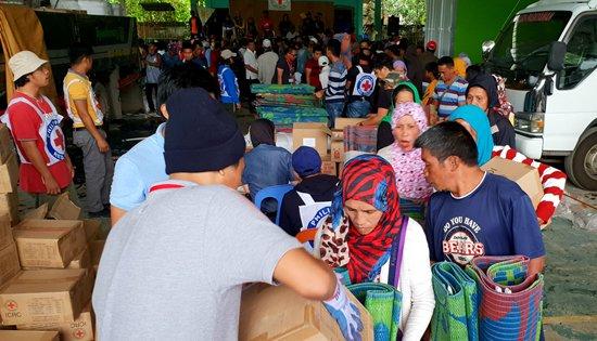 Lanao del Sur displaced people