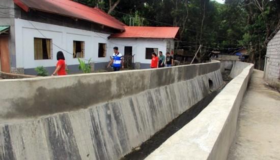 Bantian Creek flood control